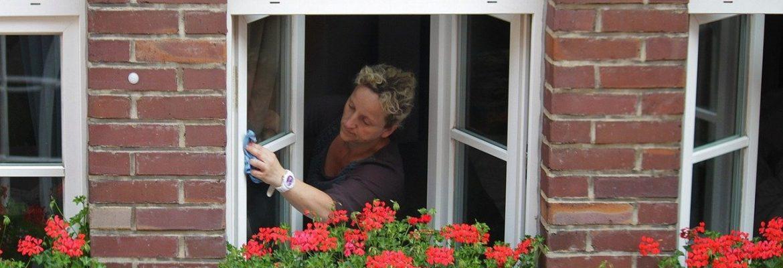 Sposoby na mycie okien